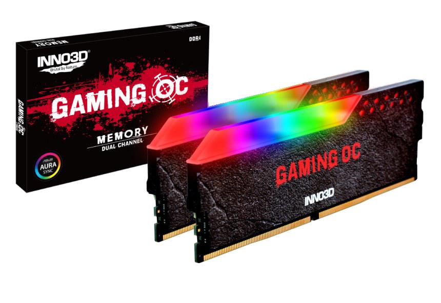 Gaming RAM Transparent