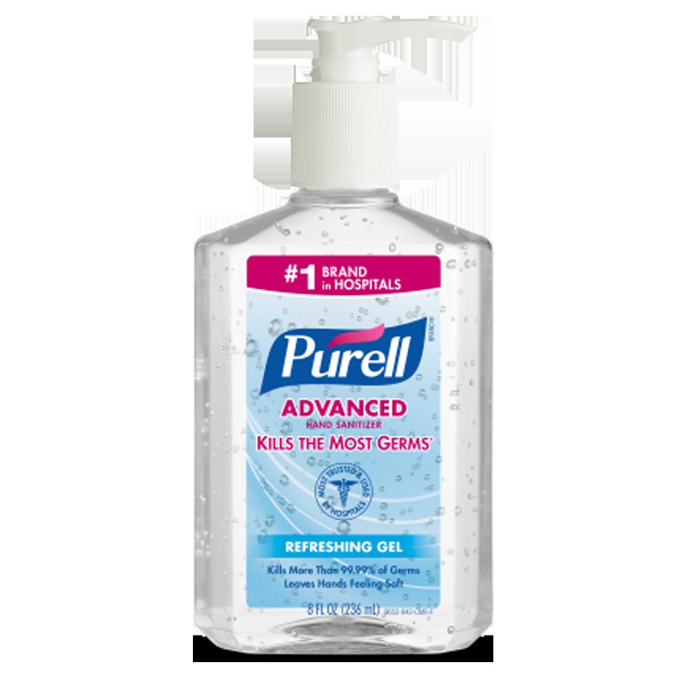 Hand Sanitizer PNG Download Image