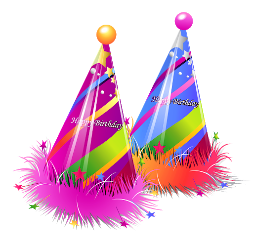 Happy Birthday Decoration PNG Images