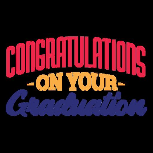 Happy Graduation Transparent