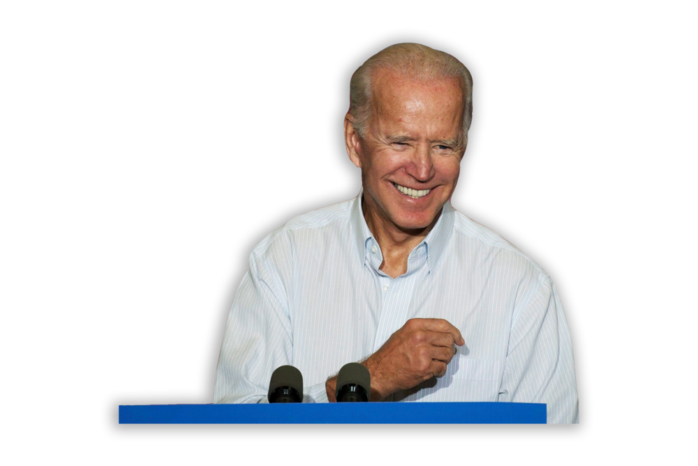 Joe Biden PNG Image HD