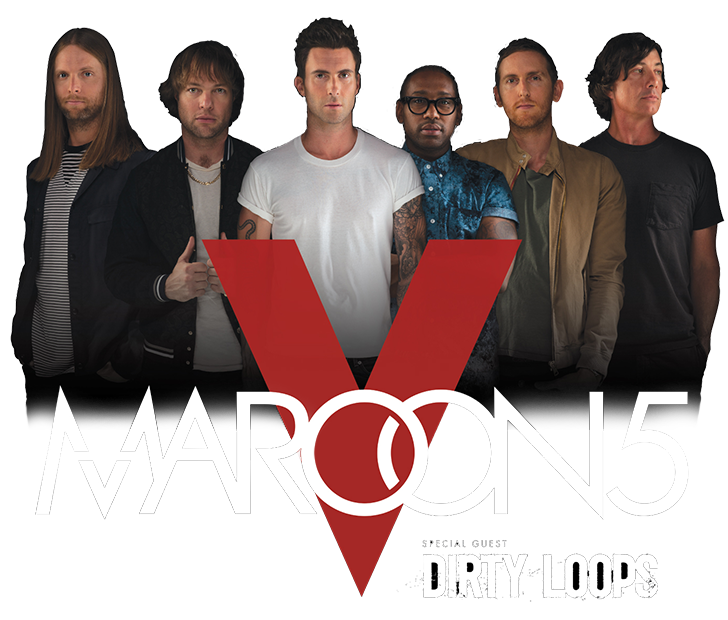 Maroon 5 Transparent