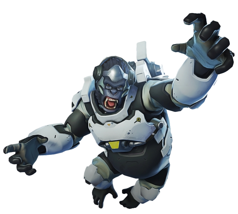 Overwatch Character PNG
