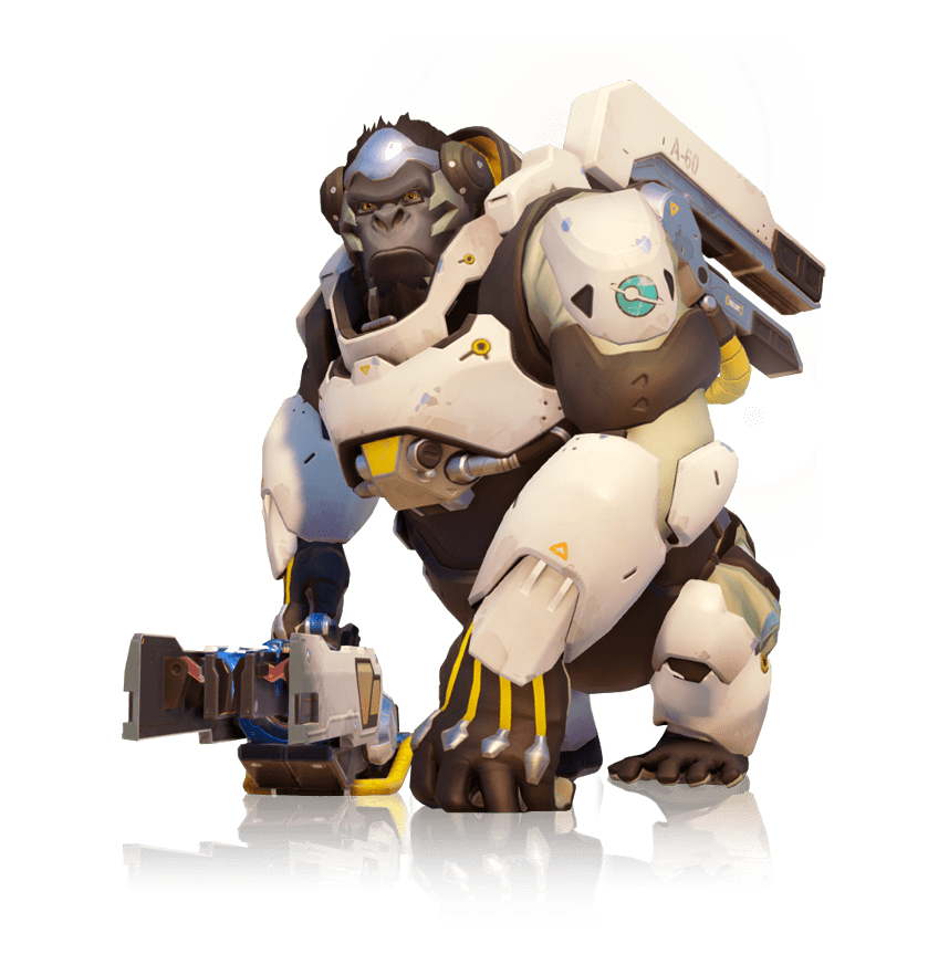 Overwatch PNG Photo