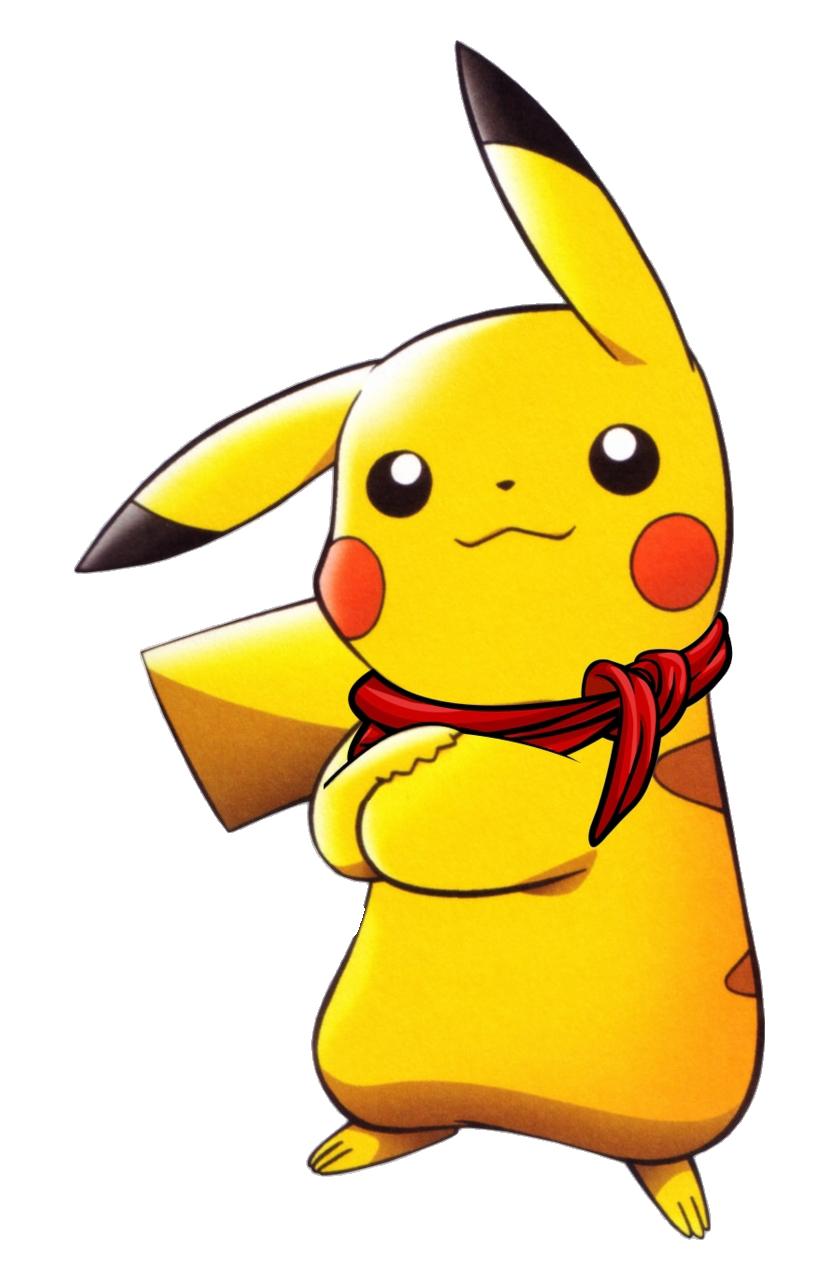 Pokemon Pikachu PNG Free Download