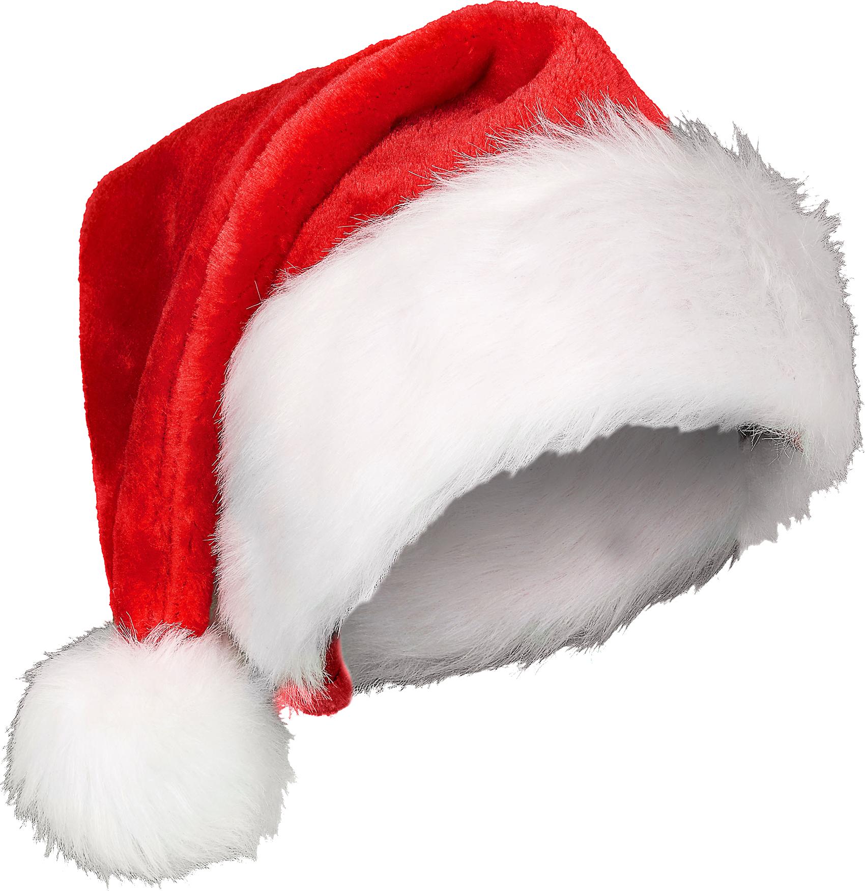 Red Santa Hat Transparent