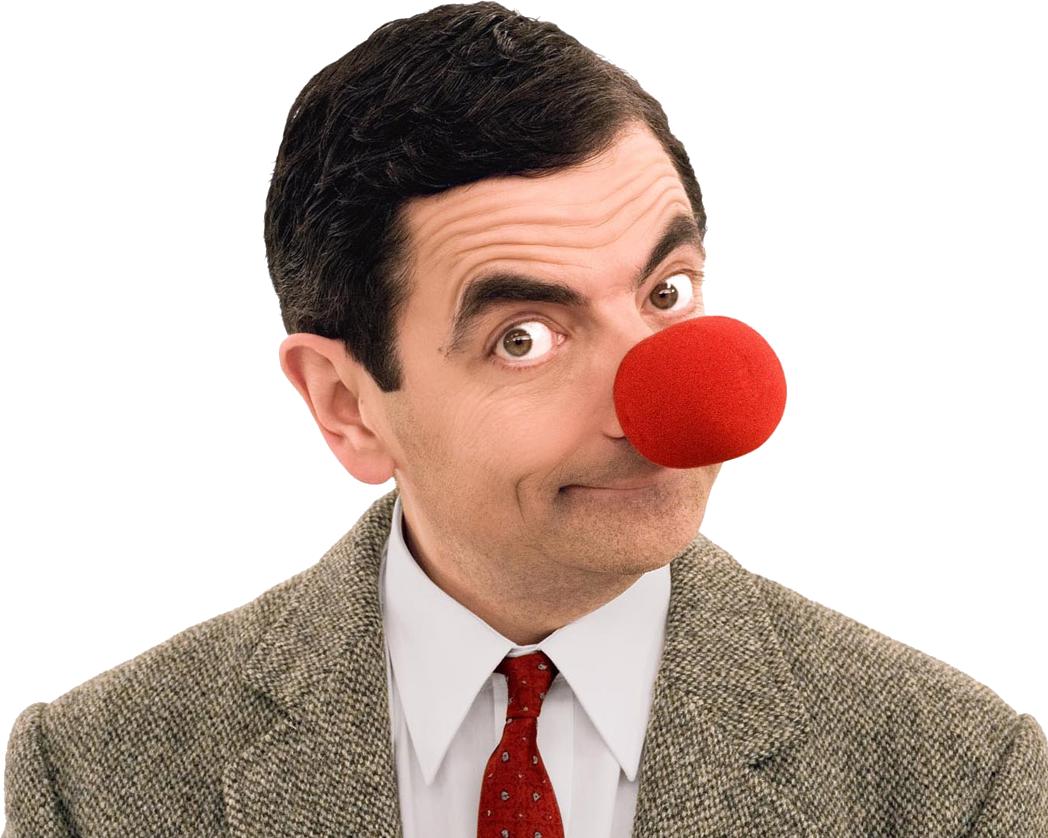 Rowan Atkinson Mr. Bean PNG Free Image