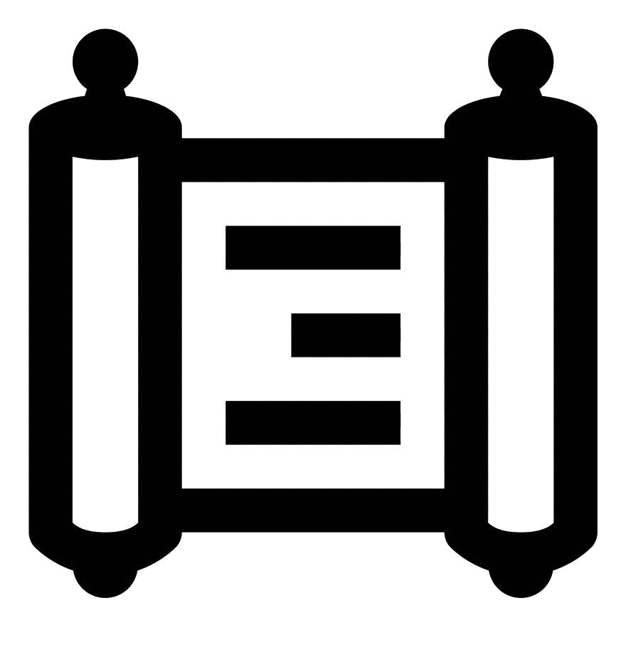 Torah PNG File