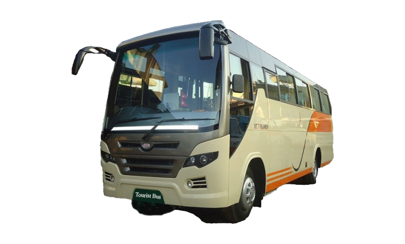 Tourist Bus PNG Free Download