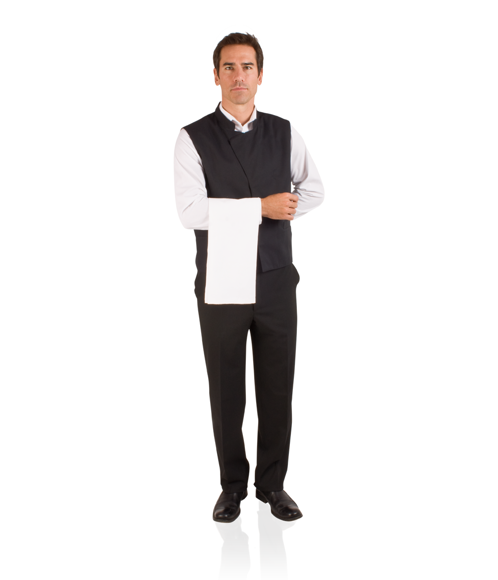 Waiter PNG High Quality Image