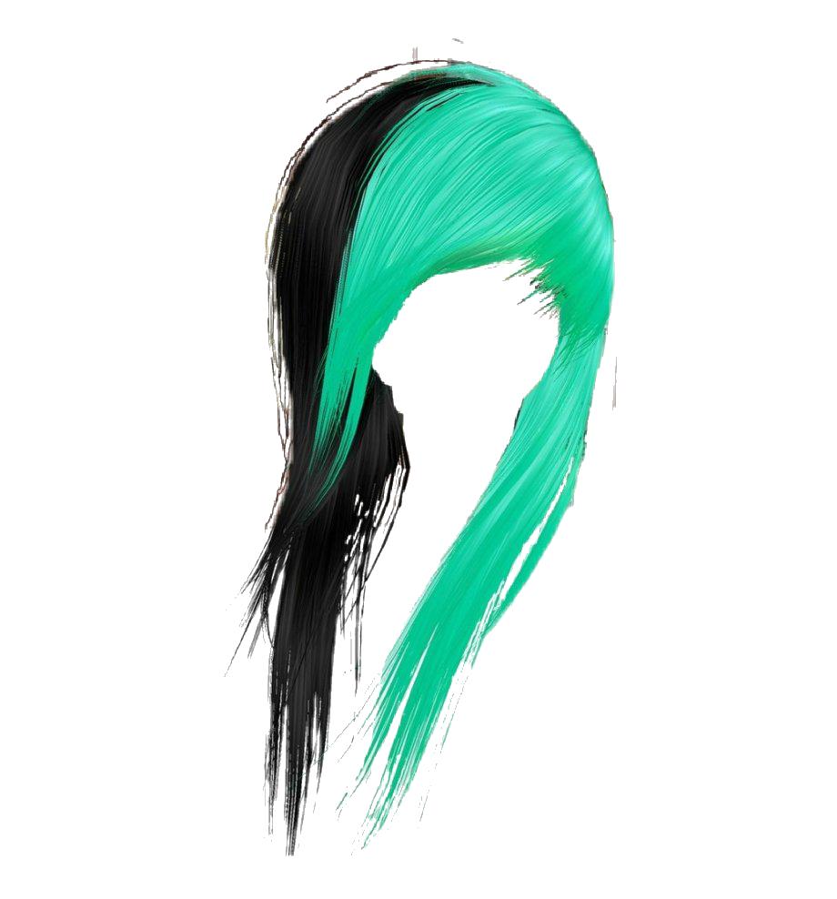 Wig Transparent