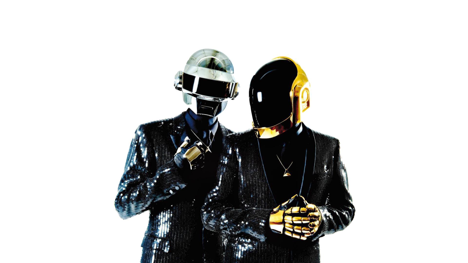 Daft Punk PNG Image File