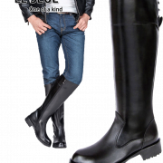 Leather Boot PNG Free Download