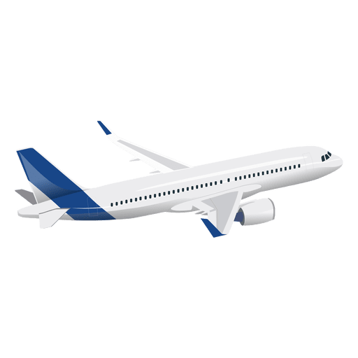 Airplane Flight PNG High Quality Image