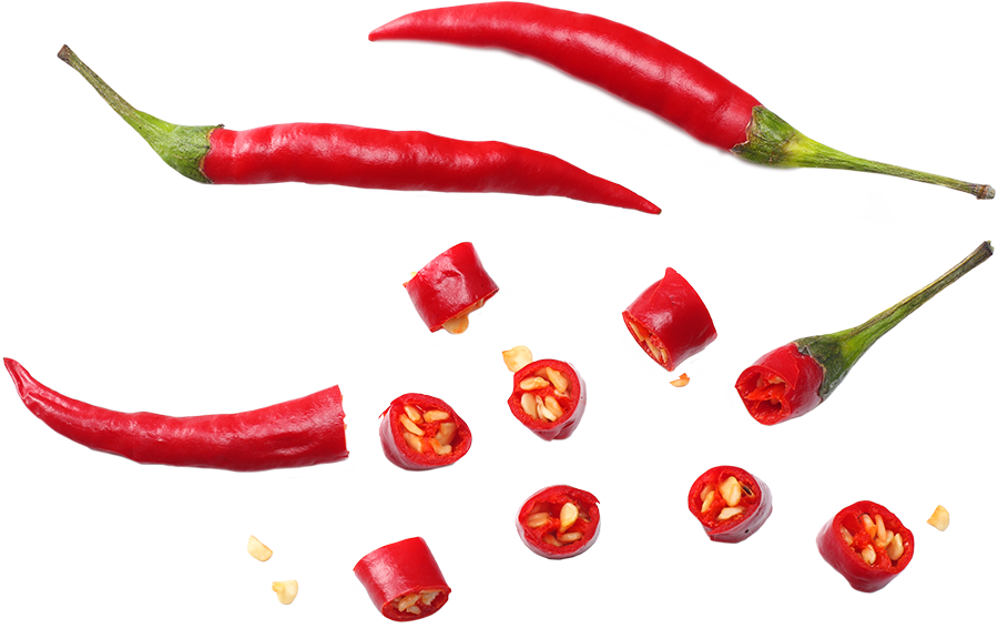 Chilli Pepper PNG High Quality Image