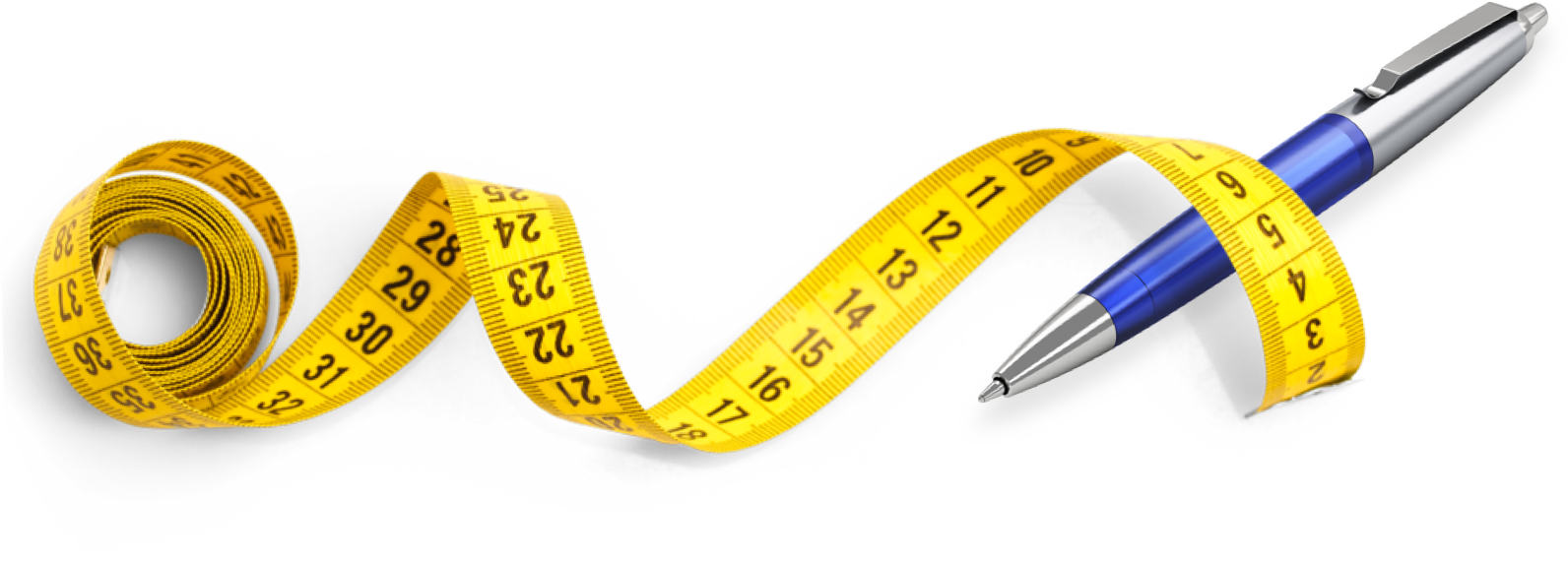 Measure PNG High Quality Image