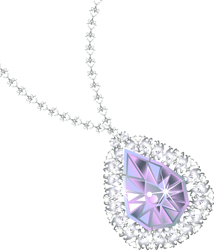 Necklace PNG Image