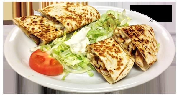 Quesadilla Dish PNG Image File