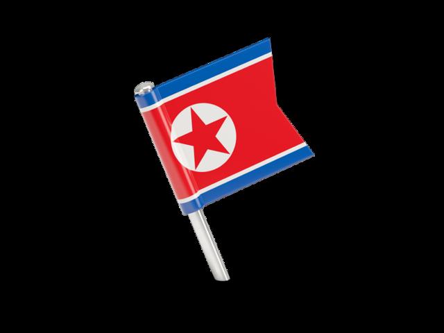 Vector North Korea Flag PNG Clipart