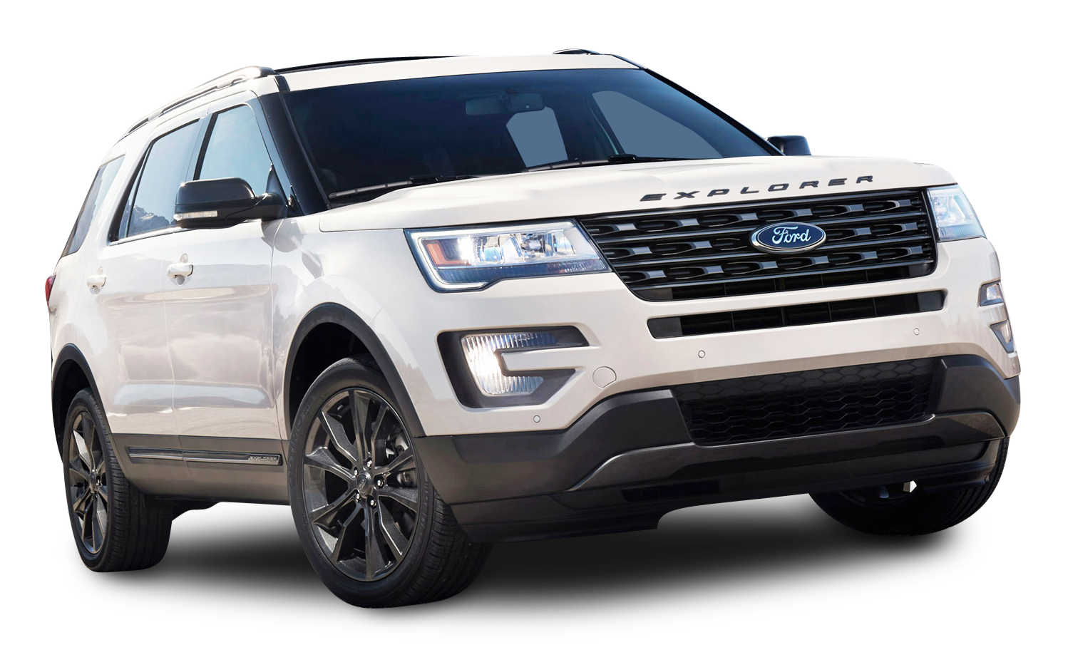 White SUV PNG Free Download