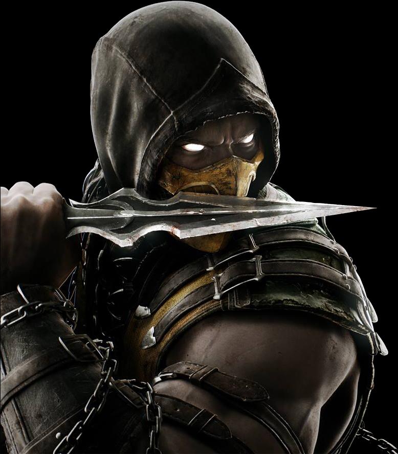 Mortal Kombat Game PNG