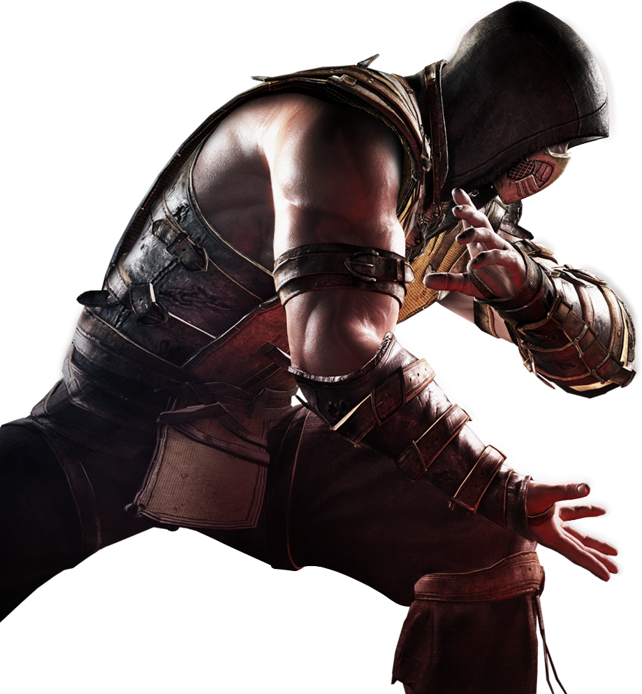 Mortal Kombat PNG Image HD
